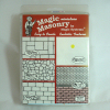 Magic Masonry Adobe Red Stucco Mix 2.5 Sq Ft