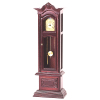 Working Mahogany Grandfather Clock
