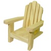 Wood Adirondack Chair