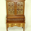 George Washington Rolltop Desk Secretary Bookcase