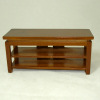 Dollhouse Wood Widescreen TV Stand or Entertainment Center