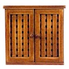Miniature Wood Bathroom Wall Storage Cabinet
