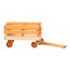 Wood Wagon with Steering