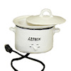Miniature Slow Cooker Pot with Cord and Plug