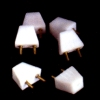 Set of Six Electric Plugs