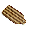 Multicolor Wood Butcher Block Cutting Board