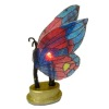Artisan Crafted Working LED Butterfly Table Lamp