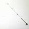 Handcrafted Wood Trout Fly Rod Fishing Rod