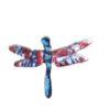 Miniature Dragonfly Artisan Crafted