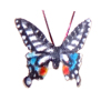 Colorful Japanese Butterfly Artisan Crafted