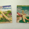Set of Two Vintage 1950's Model Airplane Magazines