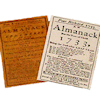 Miniature Poor Richard's Almanack Almanac Set
