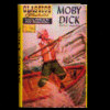 Moby Dick Printed Hardcover Book
