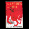 Catcher in the Rye Printed Hardcover Book