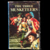 Three Musketeers Hardcover Book