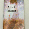 Art of Monet Full Color Illustrated Book