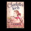 Charlotte's Web Printed Hardcover Book