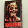 Zombie Printed Hardcover Book