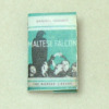 The Maltese Falcon Printed Hardcover Miniature Book