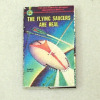 Flying Saucers Are Real Printed Hardcover Miniature Book