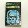 Frankenstein Printed Hardcover Book
