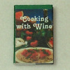Cooking With Wine Printed Book