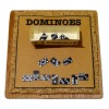 Taylor Jade Handcrafted Dominoes Game in Progress