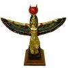 Egyptian Winged Goddess Statue