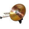 Taller Targioni Antique Style Copper Radiant Heater with Plug