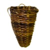 Taller Targioni Handcrafted Rustic Pack Basket