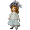 Taller Targioni Tiny Red Hair Doll
