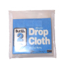 Plastic Painter Drop Cloth in Package