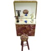 Handcrafted Salon or Jewelry Store Ear Piercing Station