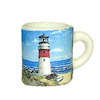 Ceramic Lighthouse Coffee Mug