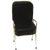Handcrafted Black Beauty Salon Shampoo Chair