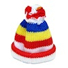 Mini Colorful Knit Ski Cap