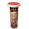 Handcrafted Tiki Bar Stool