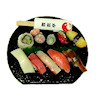 Handcrafted Deluxe 10 Piece Japanese Sushi Meal