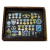 Wood Framed War Memorial Collection