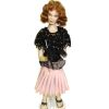Mary Kinloch 1920's Flapper Doll w Cigarette Holder IGMA Fellow