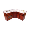 Four Piece Kitchen Cabinet Set