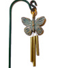 Wilhelmina Butterfly Wind Chime for your Dollhouse Garden