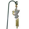 Wilhelmina Dove Wind Chime for your Dollhouse Garden