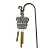 Wilhelmina Flowers Windchime for your Dollhouse Garden