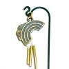 Wilhelmina Metal Rainbow Wind Chime for your Dollhouse Garden