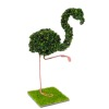 Dollhouse Artisan Crafted Wilhelmina Flamingo Topiary