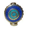 Nepalese Table Ornament - Brass, Lapis Lazuli, Turquoise