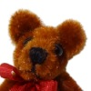 Tiny Copper World of Miniature Bears Teddy Bear