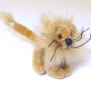 World of Miniature Bears Almost Brave Jointed Lion