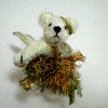 World of Miniature Bears Teddy Bear with Wings